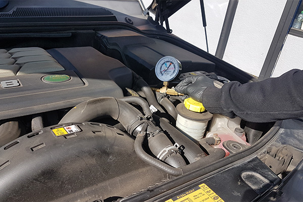 car tronics leicester nitrogen testing