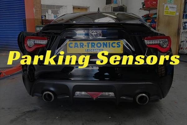 car tronics leicester parking sensors
