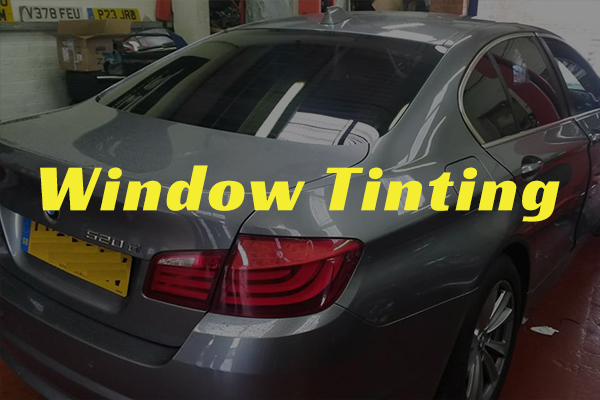 car tronics leicester window tinting