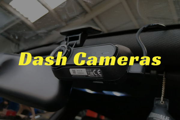 car tronics leicester car dash cameras supply and installation