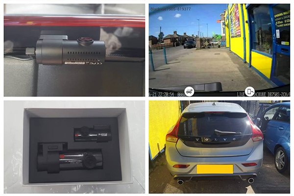 car tronics leicester dash cameras blackvue