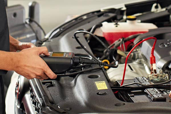 car tronics leicester battery assessment