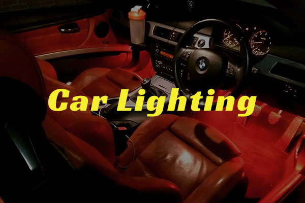 car tronics leicester car lighting