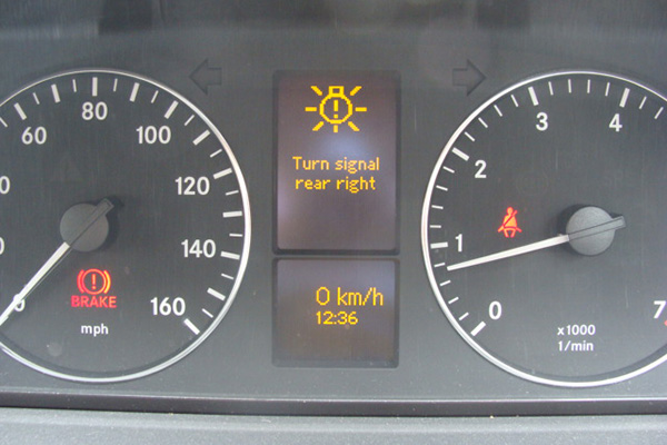 car tronics leicester lights not working