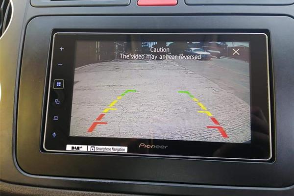 car tronics leicester reverse cameras