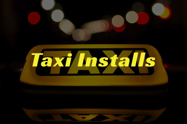 car tronics leicester taxi installs