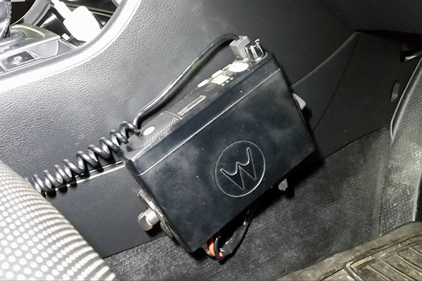 car tronics leicester taxi radio installation
